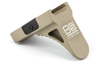 B5 Gripstop Picatinny Alum FDE APG-1239