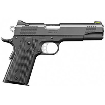 "Kimber 10Mm Custom II GFO 5"" BLK 3700551"