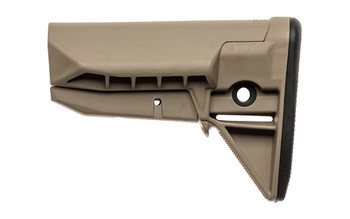 BCM Gunfighter Stock Mod0 Sopmod FDE