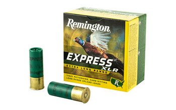 "Remington EXP LR 12Ga 2.75"" # 4  25/250 SP124"