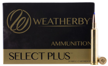 WBY Ammo 6.5-300Wby 127 Grain Weight LRX 20/Box