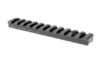 Midwest Industries Ruger 10/22 Scope Mount Black