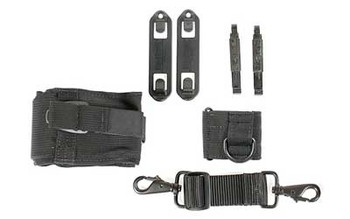 BH SHOTGUN BREACHER'S KIT STD BLK
