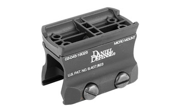 Daniel Defense Micro Aimpoint Mount Black (Tall)