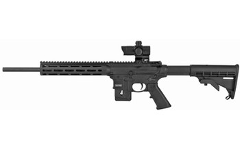 """M&P15-22 22Lr 16"""" 10Rd BLK OR CA 12724"""