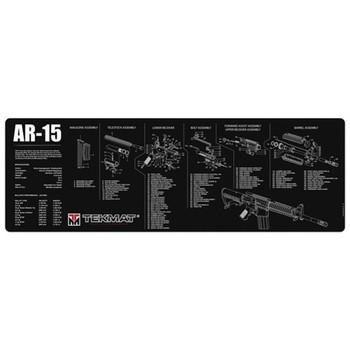 Tekmat Rifle MAT Ar15 BLK R36-AR15