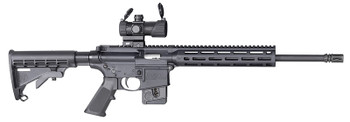 """S&W M&P15-22 22Lr 16"""" 10Rd BLK OR 12723"""