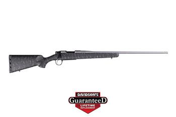 """Christensen Arms Mesa 7Mm-08 Tungsten/Blk 22"""""""