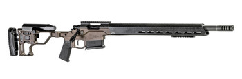 "CHRISTENSEN ARMS MPR 6.5CR CHASSIS BRWN 24"" MB"