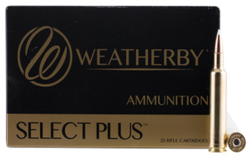 WBY Ammo 257Wby 110 Grain Weight NOS Accubond 20/B