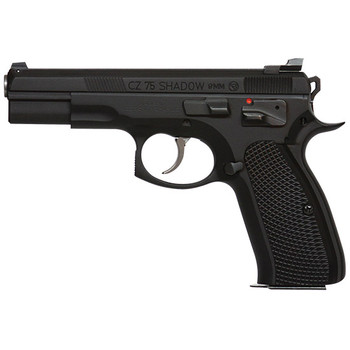 CZ 75 Shadow TAC II 9MM Black 16Rd 91762