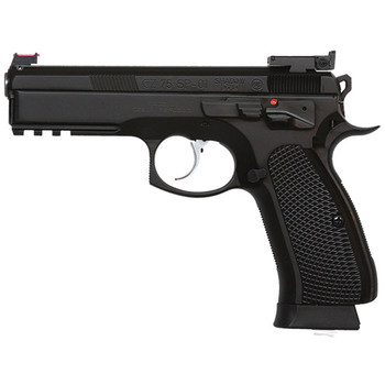 CZ 75 Shadow Sp-01 Trgt II 9MM Black 91760