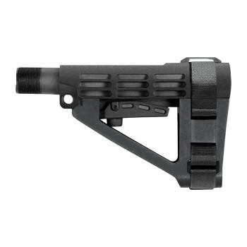 SB Tactical Tactical Brace Sba4 Black Includes MIL