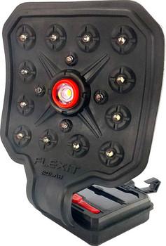 Striker Concepts Flex-It Solar Flashlgt W/Usb Quic