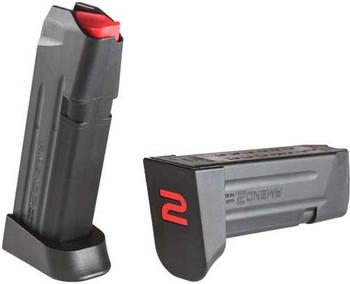 Amend2 Magazine Glock 17 18Rd Polymer Black