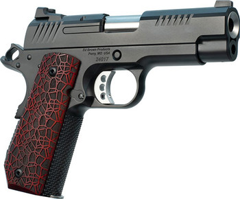 """ED BROWN PRODUCTS BROWN KC9 1911 9MM 4"""" 9RD BLACK G4 S/S FRONT NS"""