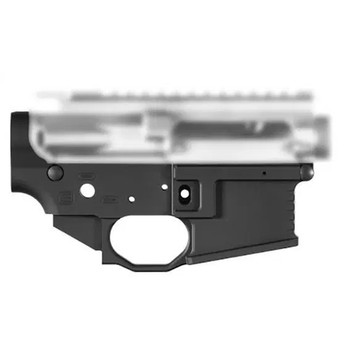 Black Rain Lower Receiver 223Rem BLK Billet MLRBLK