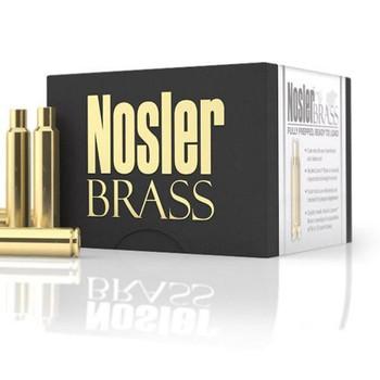 Nosler 10085 Brass  24 Nosler 100