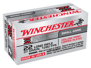 WIN Sprx 22Lr HV 40 Grain Weight LHP 50/Box X22LRH