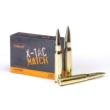 PMC 50Xm Match  50 BMG 740 GR Brass Solid 10 BX/ 2