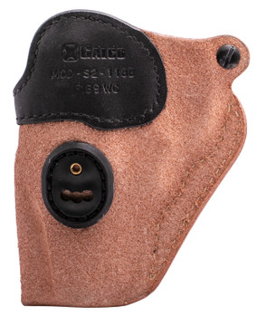 "Galco S2118b Scout 3.0  IWB Ruger Sp101 2.25"" Stee"