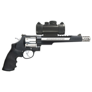 """S&W 629Pc 44Mag 7.5"""" STS DT RED DOT 170318"""