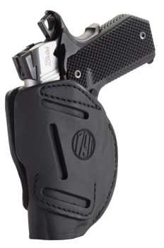 1791 Gunleather Holster 3-Way OWB Multi- FIT Ambi