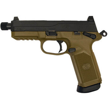 FNX-45 Tact MS FDE/BLK .45acp