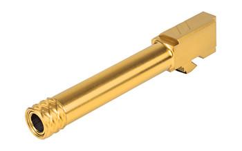 ZEV PRO Barrel FOR G19 G1-5 GLD Thrd