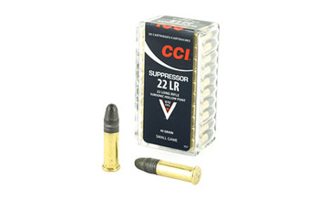 CCI 22Lr Suppressor 45 Grain Weight HP 50/Box 957