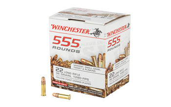 WIN 22Lr 36 Grain Weight CPR HP 555/Box 22LR555HP