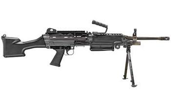 "FN Herstal M249s 5.56Nato 18.5"" Belt Black"