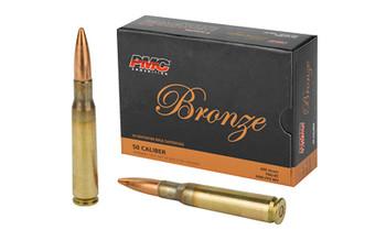 PMC Brnz 50Bmg 660Gr FMJ BT 10/200 50A
