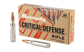Hornady 308Win 155 Grain Weight FTX CD 20/Box