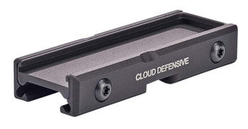 CLOUD DEFENSIVE LLC LCSMK2KBLKANOD LCS  for Streamlight Picatinny 6061-T6 Aluminum Black Anodized
