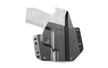 MFT OWB S&W M&P Shield 9/40 RH Black