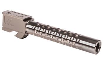 ZEV Barrel FOR G19 Dimpled Grey