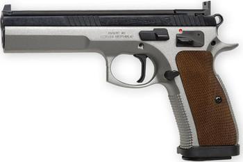 CZ 75 Tactical Sport 9MM Dual Tone- 01172