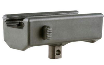 Mission First Tactical Universal Equipment Mount QD Black