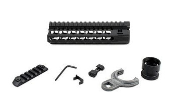 "BCM Gunfighter Keymod 5.56 7"" Black"