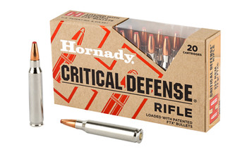 Hornady 223Rem 73 Grain Weight FTX CD 20/Box 80260