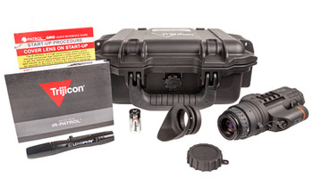 Trijicon IR Ptrl Le100 19Mm Black