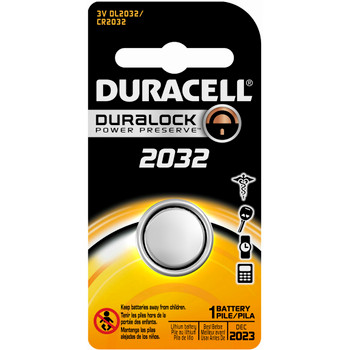 Duracell Lithium Coin Battery 041333103105