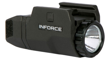 Inforce Aplc LT WHT LED Black AC-05-1
