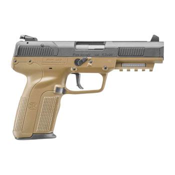 FN Herstal Five Seven 5.7X28mm 10Rd AS FDE