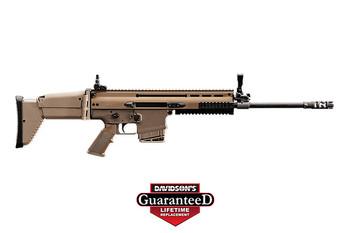 """FN Herstal Scar 17S 308Win 16"""" FDE 10Rd"""