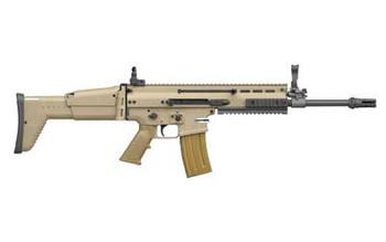 """FN Herstal Scar 16S 556X45 16"""" FDE 30Rd"""