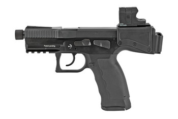 """B&T Usw-A1 9MM 4.3"""" 17Rd Black BT-430003"""