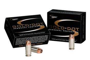 Speer Gold DOT 45Lc 250 Grain Weight HP 20/Box