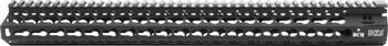 "Bravo Company Rail Alpha 17"" Keymod Black Fits AR-"